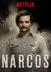 Narcos Staffel 1 - Poster