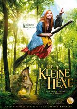 Die kleine Hexe - Poster