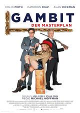 Gambit - Der Masterplan - Poster