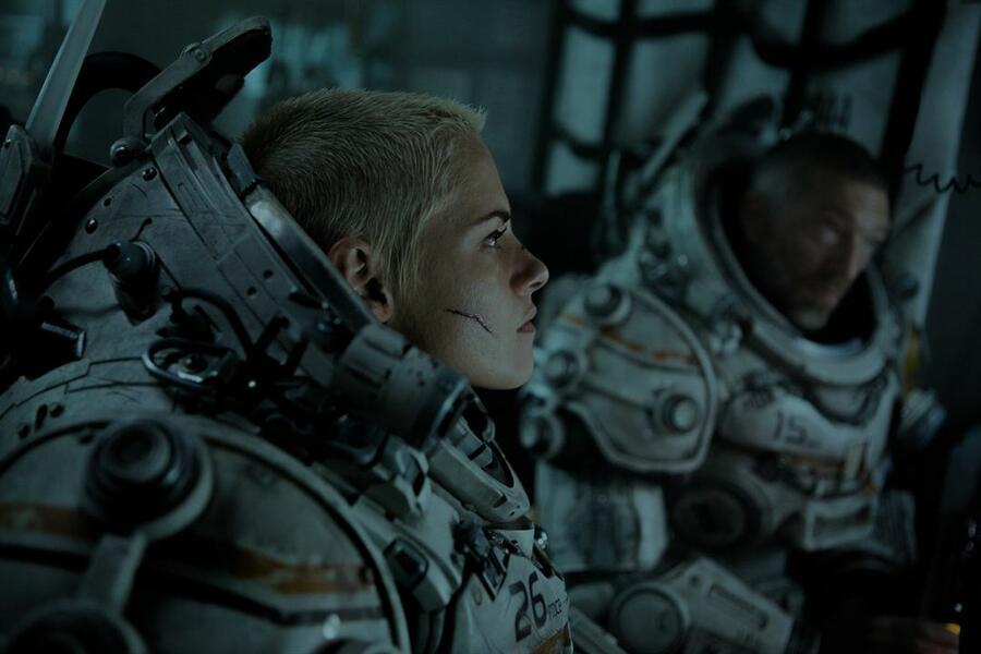 Underwater mit Vincent Cassel und Kristen Stewart