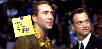 Nicolas Cage und Gary Sinise befinden sich in einem Spiel auf Zeit