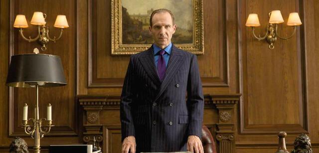 Ralph Fiennes Bringt Ein Neuer Film Seine Rolle In Bond 25 In Gefahr