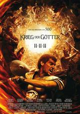Krieg der Götter 3D - Poster
