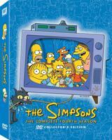 Die Simpsons - Staffel 4 - Poster