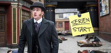 Bild zu:  Ripper Street, Staffel 4