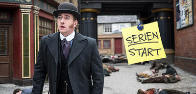 Ripper Street, Staffel 4
