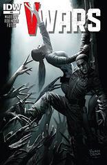 V Wars #10 (Cover)