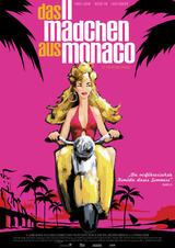 Das Mädchen aus Monaco - Poster
