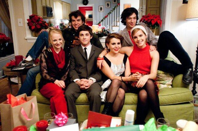 Vielleicht lieber morgen mit Emma Watson, Logan Lerman, Ezra Miller, Mae Whitman, Erin Wilhelmi und Adam Hagenbuch