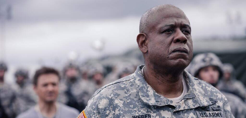 Forest Whitaker in Arrival