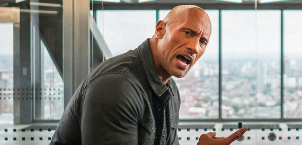 Dwanye Johnson im Fast & Furious-Spin-off Hobbs and Shaw
