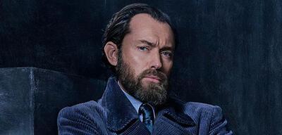 Phantastische Tierwesen 2 - Jude Law als Dumbledore