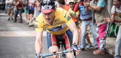 Ben Foster ist Lance Armstrong