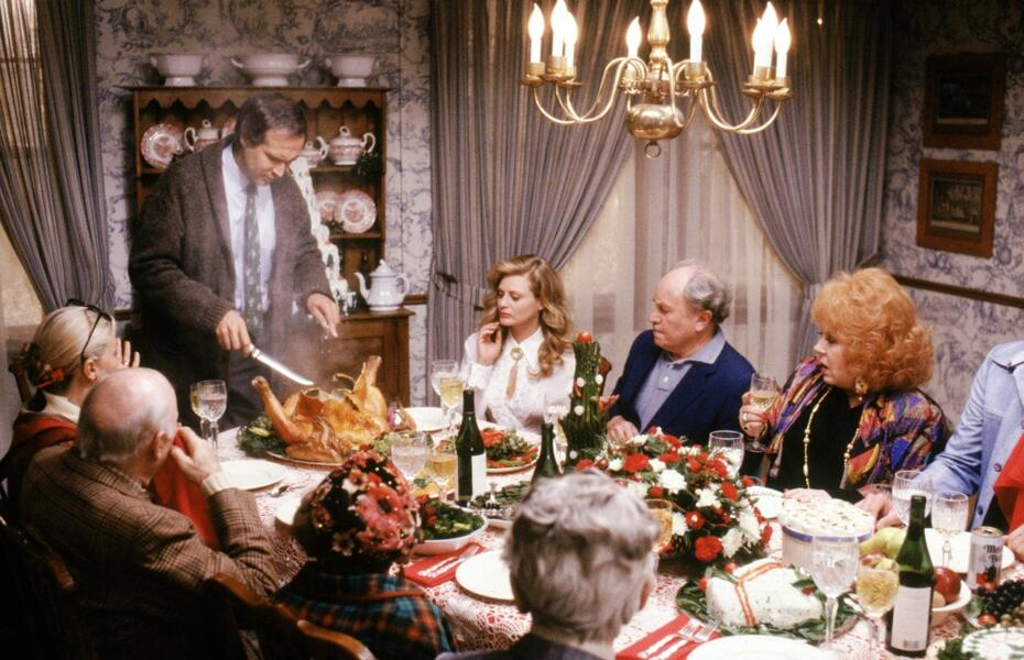 Schöne Bescherung mit Chevy Chase, Beverly D'Angelo und Doris Roberts