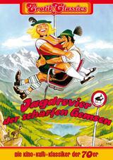 Jagdrevier der scharfen Gemsen - Poster