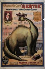 Gertie the Dinosaur - Poster