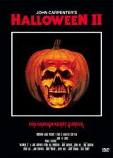 Halloween II - Das Grauen kehrt zurück - Poster