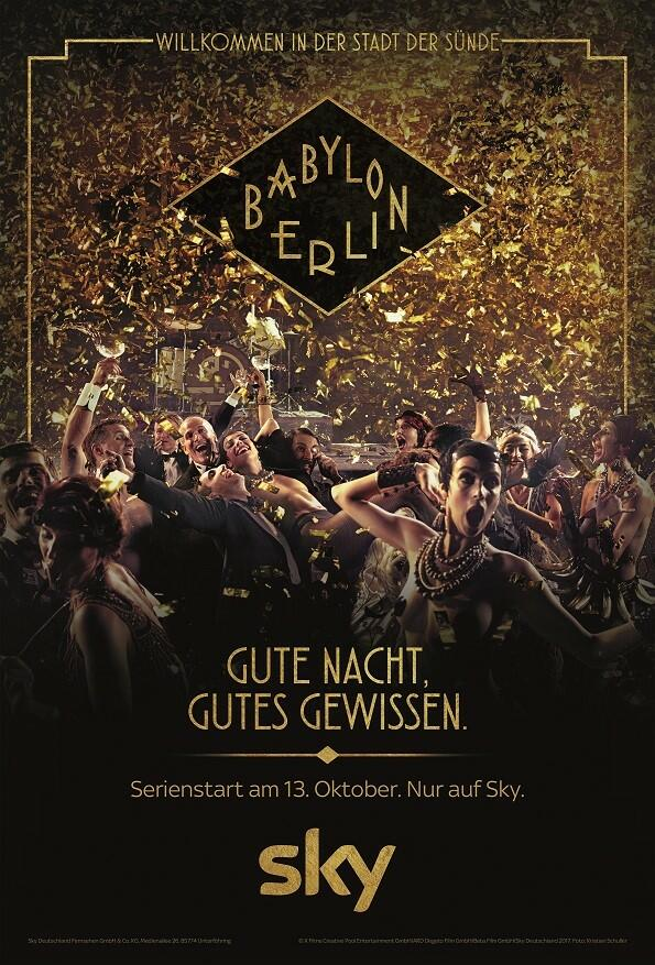 Babylon Berlin 2. Staffel