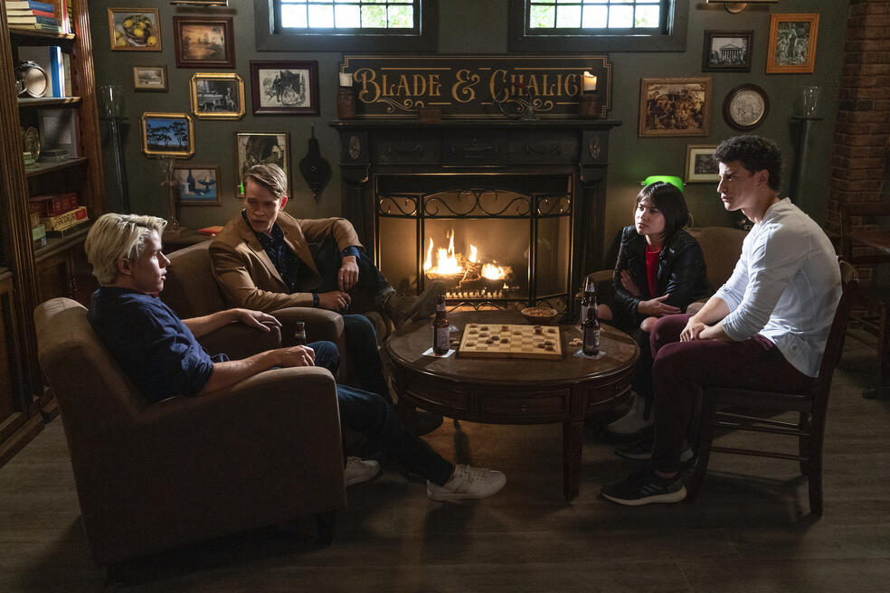 The Order, The Order - Staffel 2