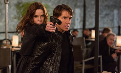 Mission: Impossible 5 - Rogue Nation mit Tom Cruise und Rebecca Ferguson - Bild 7