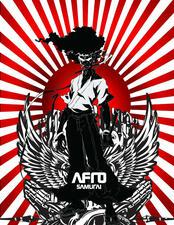 Afro Samurai - Poster