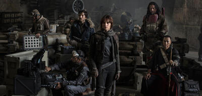 Star Wars: Rogue One-Cast-Bild
