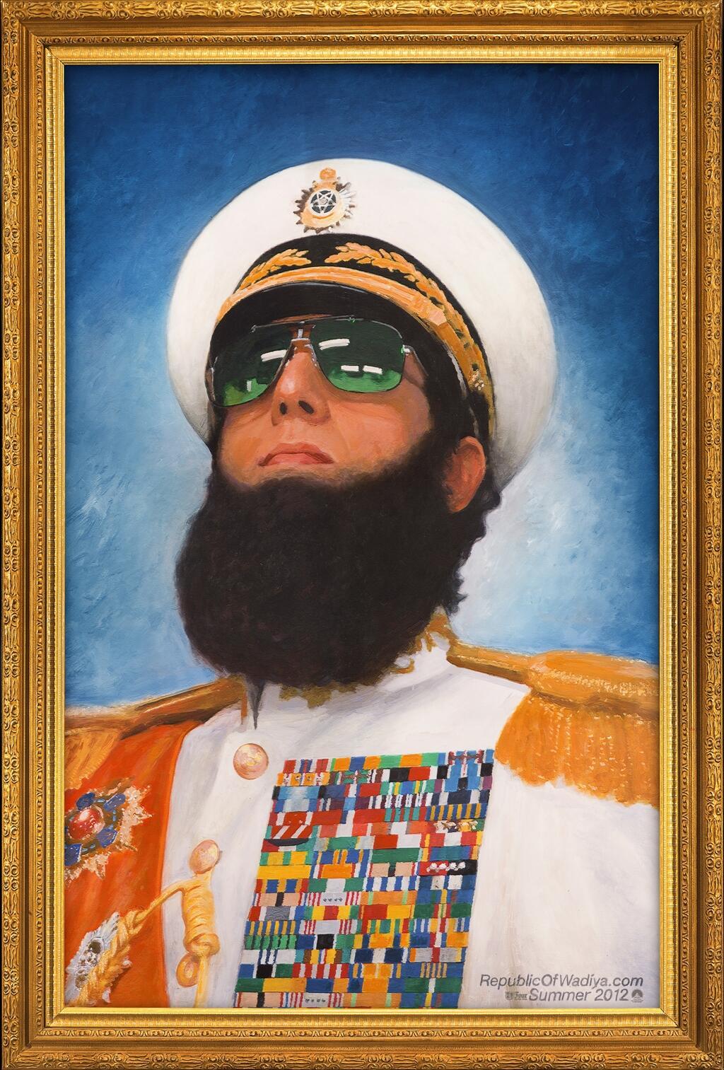 Der Diktator Bild 3 Von 27 Moviepilot De