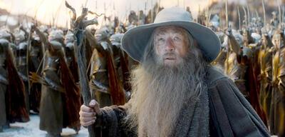 Ian McKellen in Der Hobbit 3