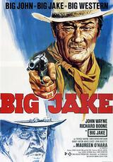 Big Jake - Poster
