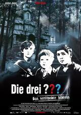 Die Drei ??? - Das verfluchte Schloss - Poster