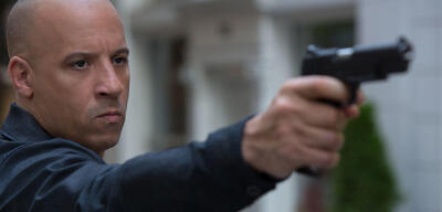 Vin Diesel als Dom Toretto in Fast & Furious 8