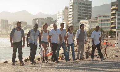 Fast & Furious Five mit Vin Diesel, Paul Walker, Tyrese Gibson, Jordana Brewster und Chris 'Ludacris' Bridges - Bild 11