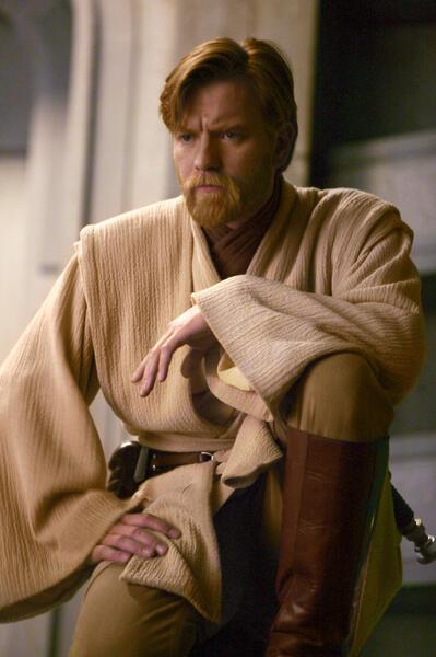 Star Wars: Episode III - Die Rache der Sith mit Ewan McGregor