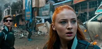 X-Men: Apocalypse mitSophie Turner