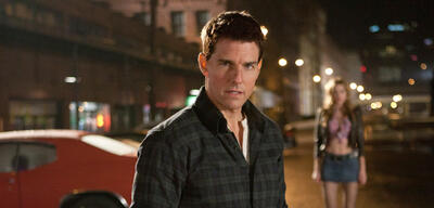 Tom Cruise als Jack Reacher