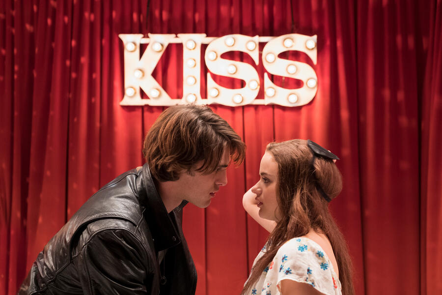 The Kissing Booth mit Joey King und Jacob Elordi