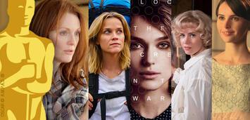 Bild zu:  Julianne Moore, Reese Witherspoon, Keira Knightley, Amy Adams, Felicity Jones