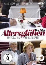 Altersglühen - Speed Dating für Senioren - Poster