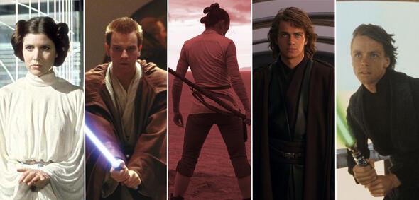 Macht mit bei unserem großen Star-Wars-Quiz