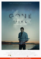 Gone Girl - Das perfekte Opfer - Poster