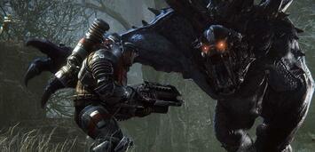Bild zu:  Auf zur Monsterjagd im Evolve-Alpha-Test