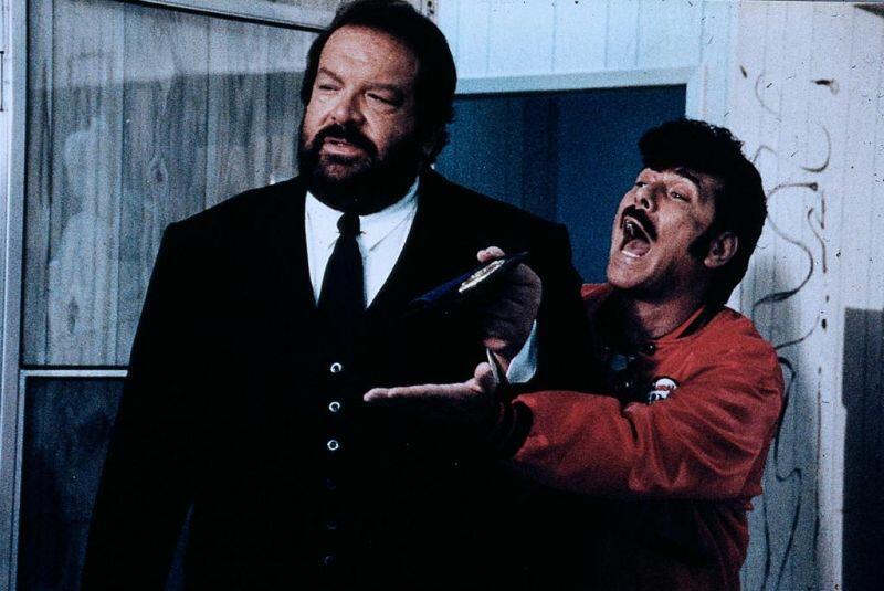 Bud, der Ganovenschreck mit Bud Spencer und Tomas Milian