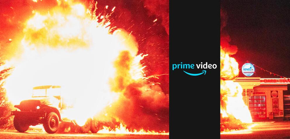 Rambo bei Amazon Prime