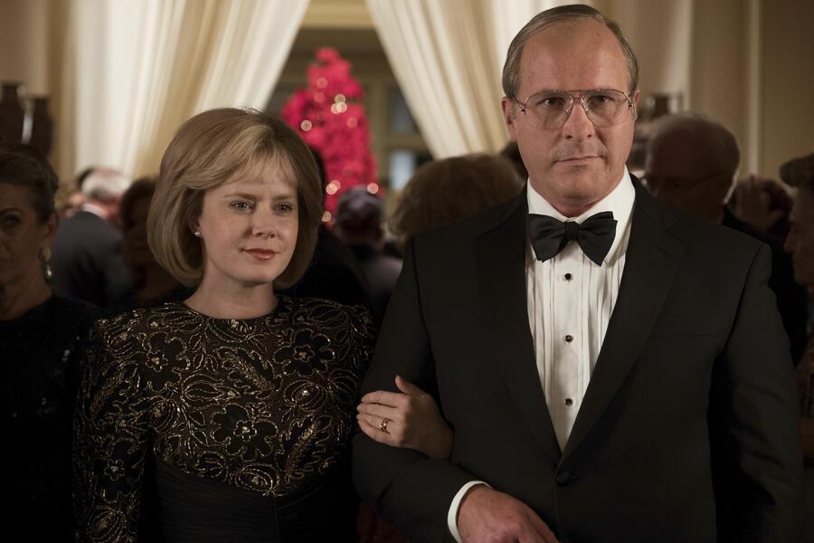 Vice - Der zweite Mann mit Christian Bale und Amy Adams