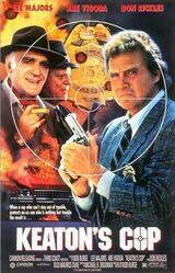 Keaton's Cop - Poster