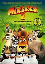 Madagascar 2 - Poster