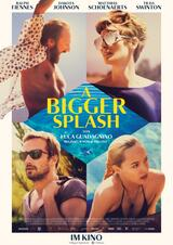A Bigger Splash - Poster