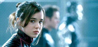 Ellen Page als Kitty Pryde