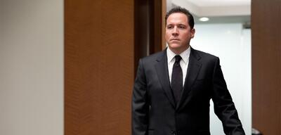 Jon Favreau in Iron Man 2