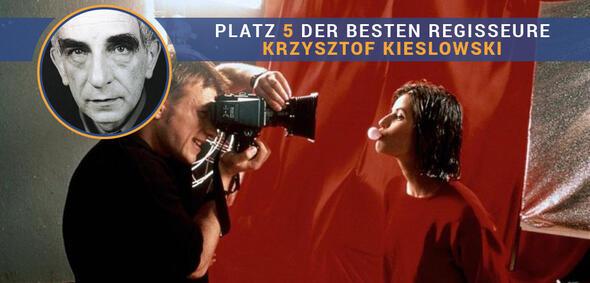 Der beste Regisseur aller Zeiten - Platz 5: Krzysztof Kieslowski